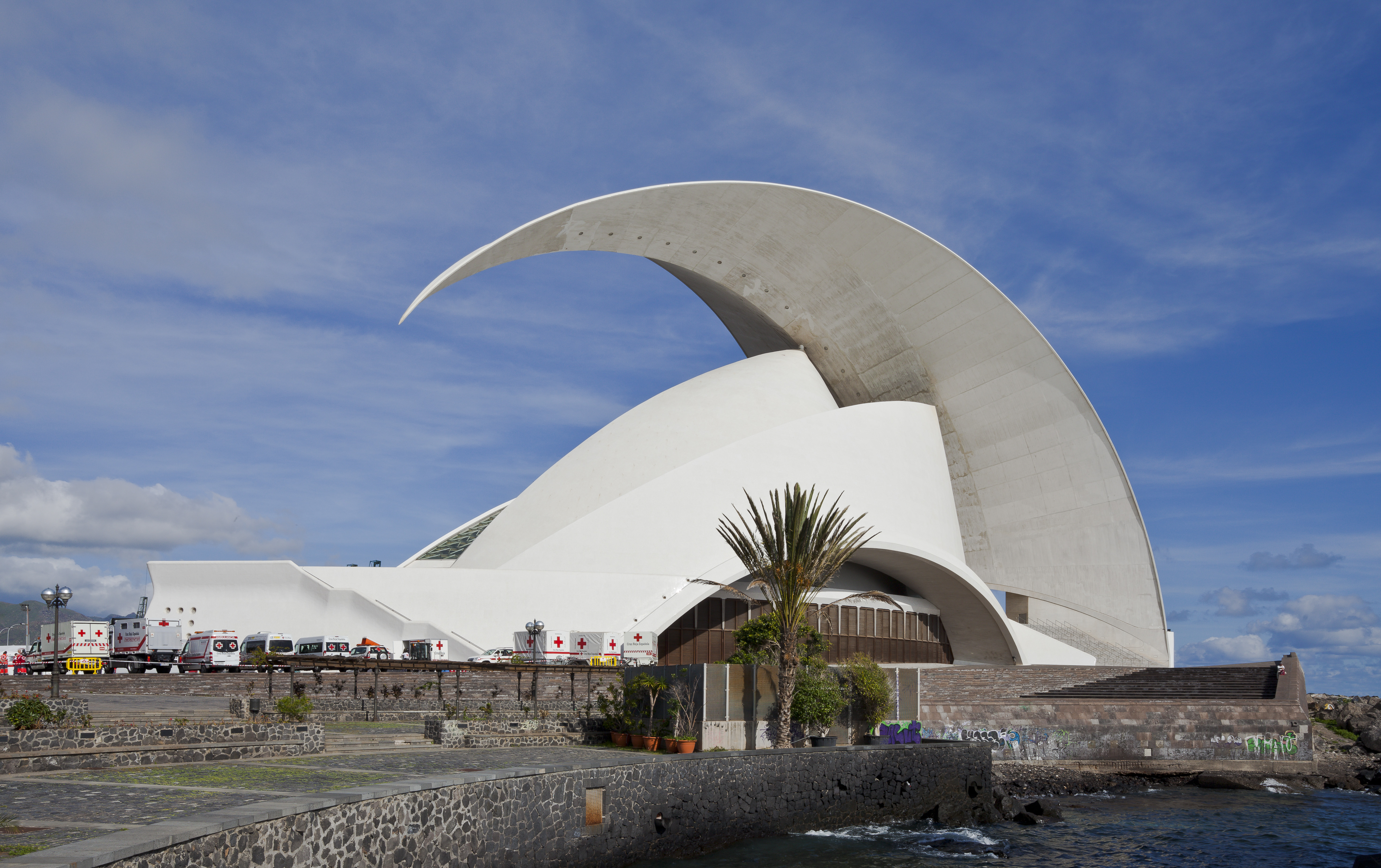 Fichier:Auditorio de Tenerife, Santa Cruz de Tenerife ...  Fichier:Auditor...