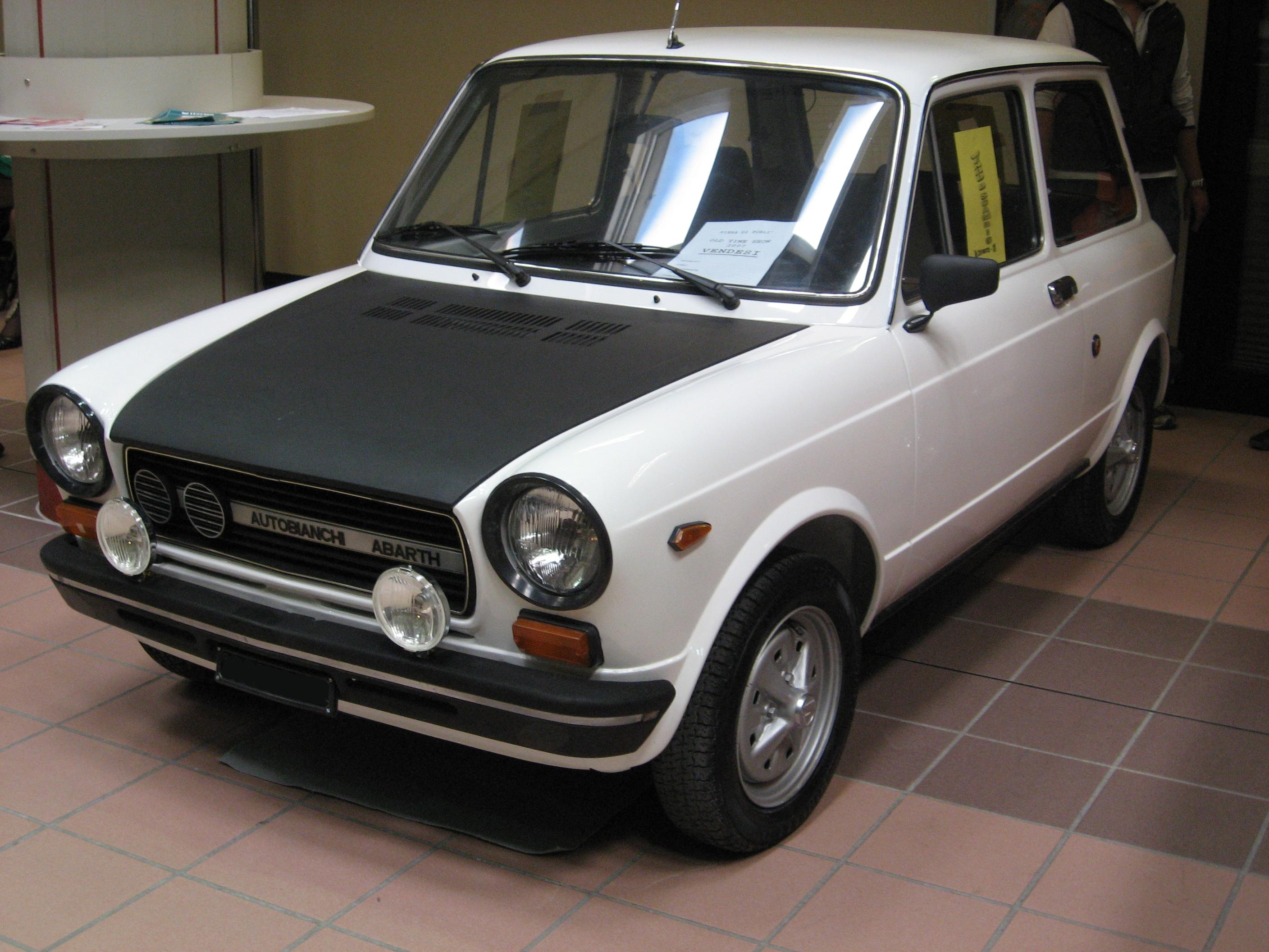 File:Autobianchi A112-Abarth.JPG - Wikimedia Commons