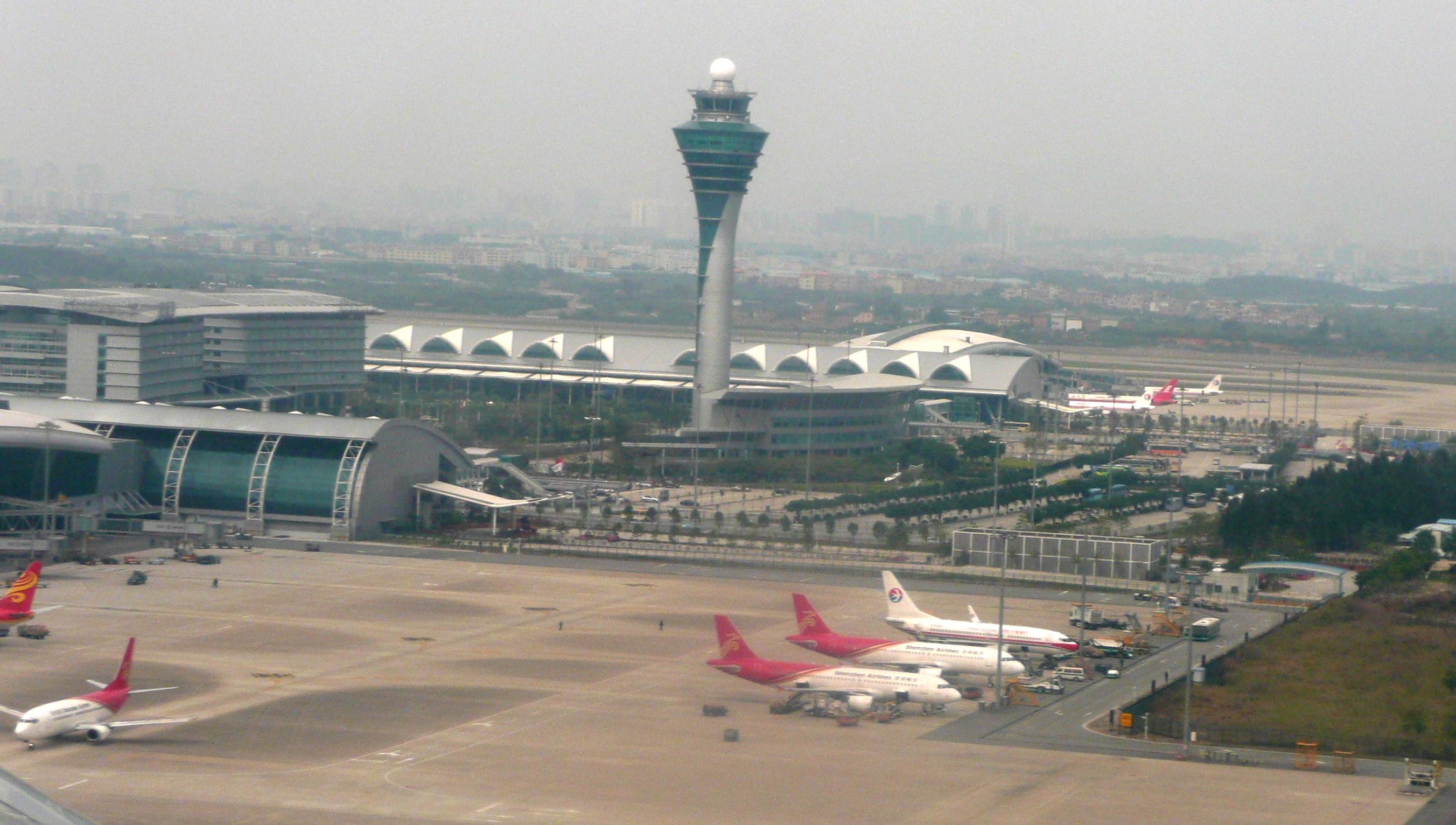 Guangzhou Baiyun Intl Airport Hotel