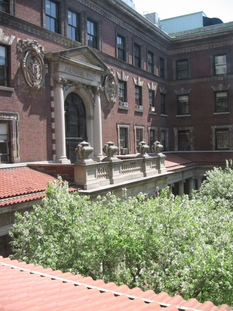 image of Barnard College