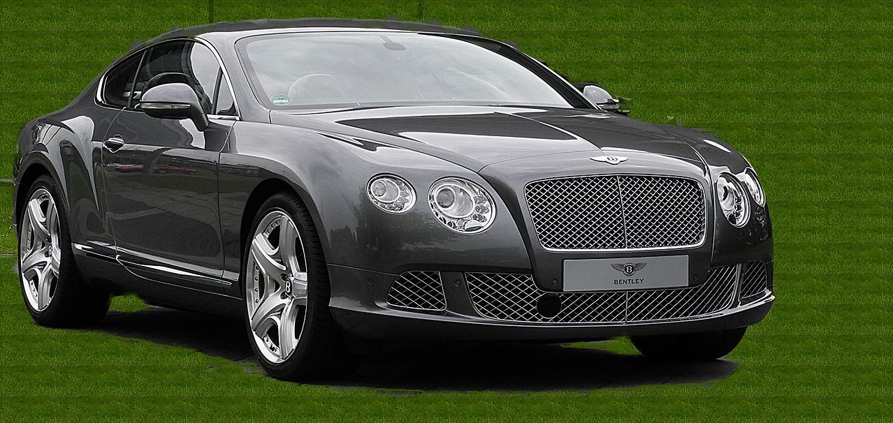 photo of Alain Ducasse Bentley Continental - car