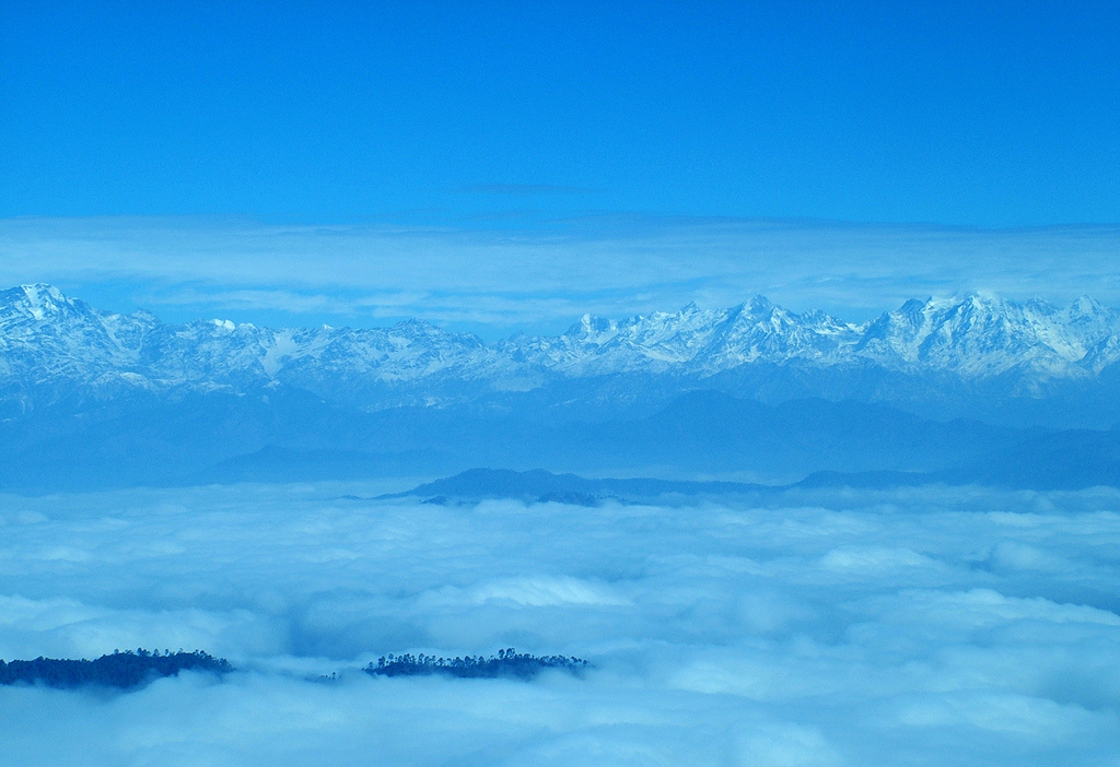 Binsar Valley