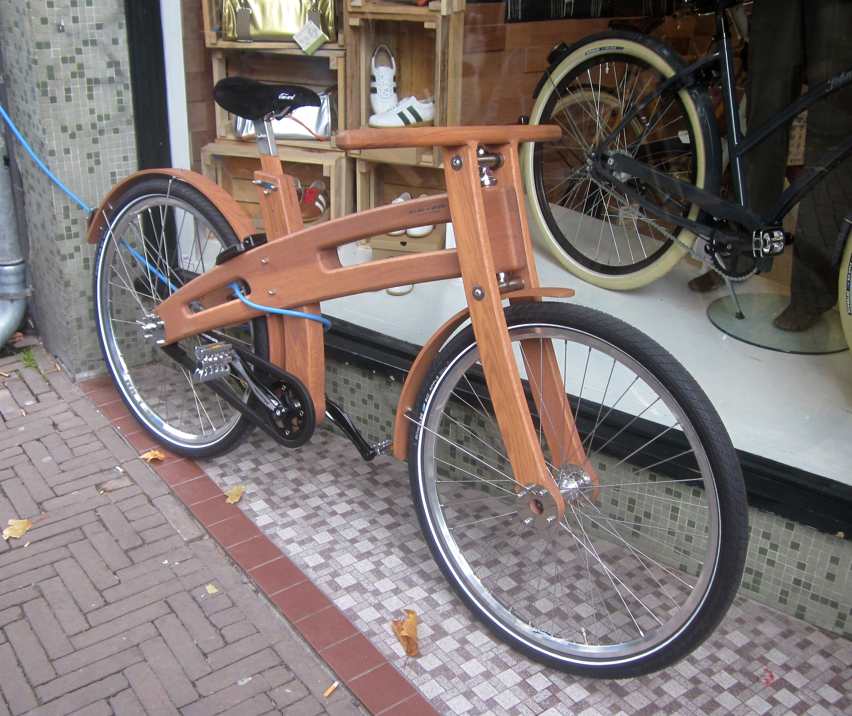 Bike Types Pdf A modern wood Bough bike