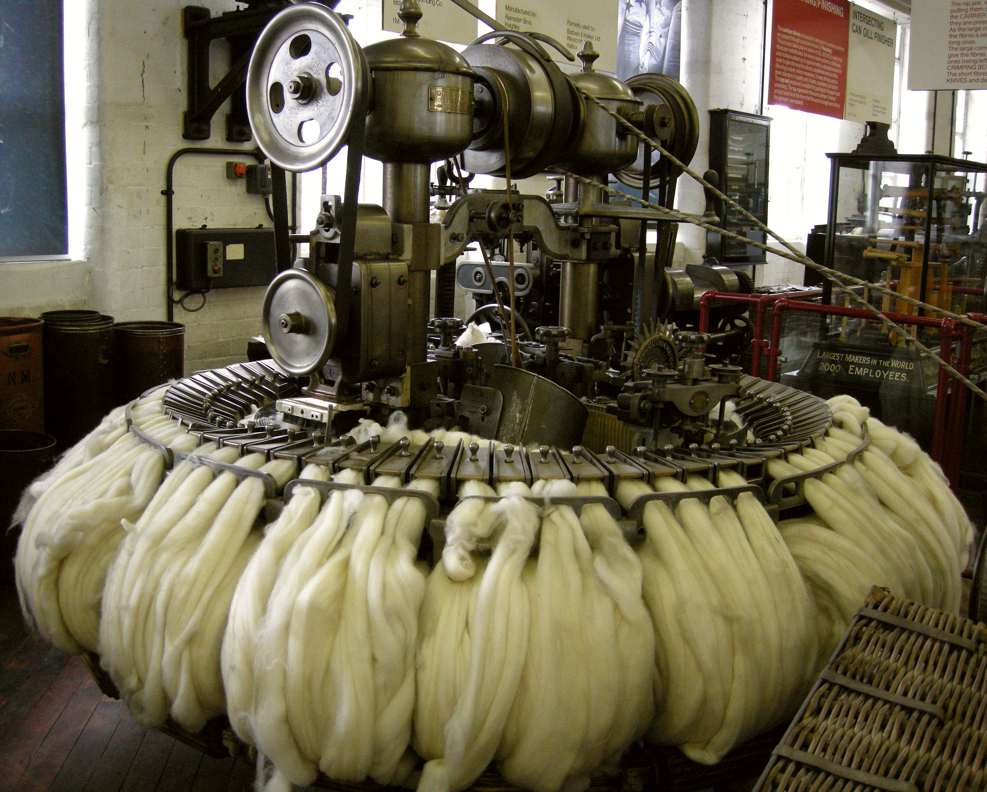 Manufactory industry cotton fiber and cotton lint