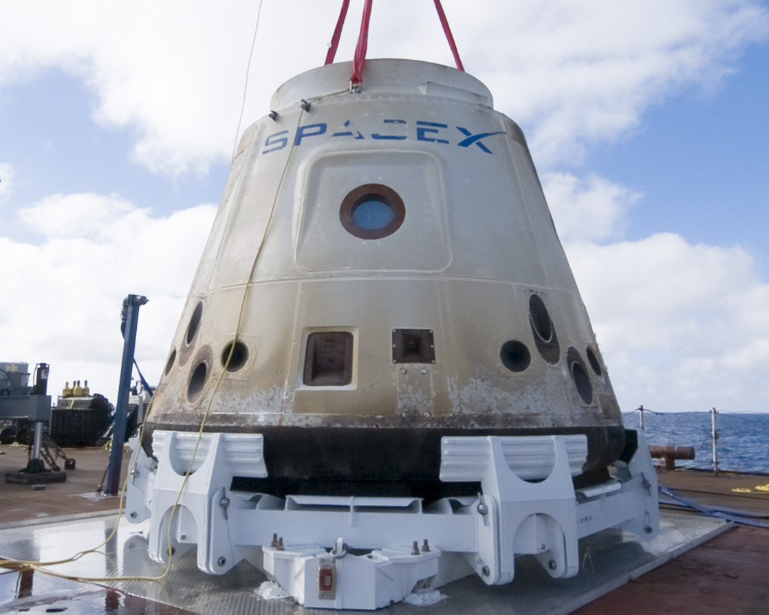 spacex transportation - photo #29