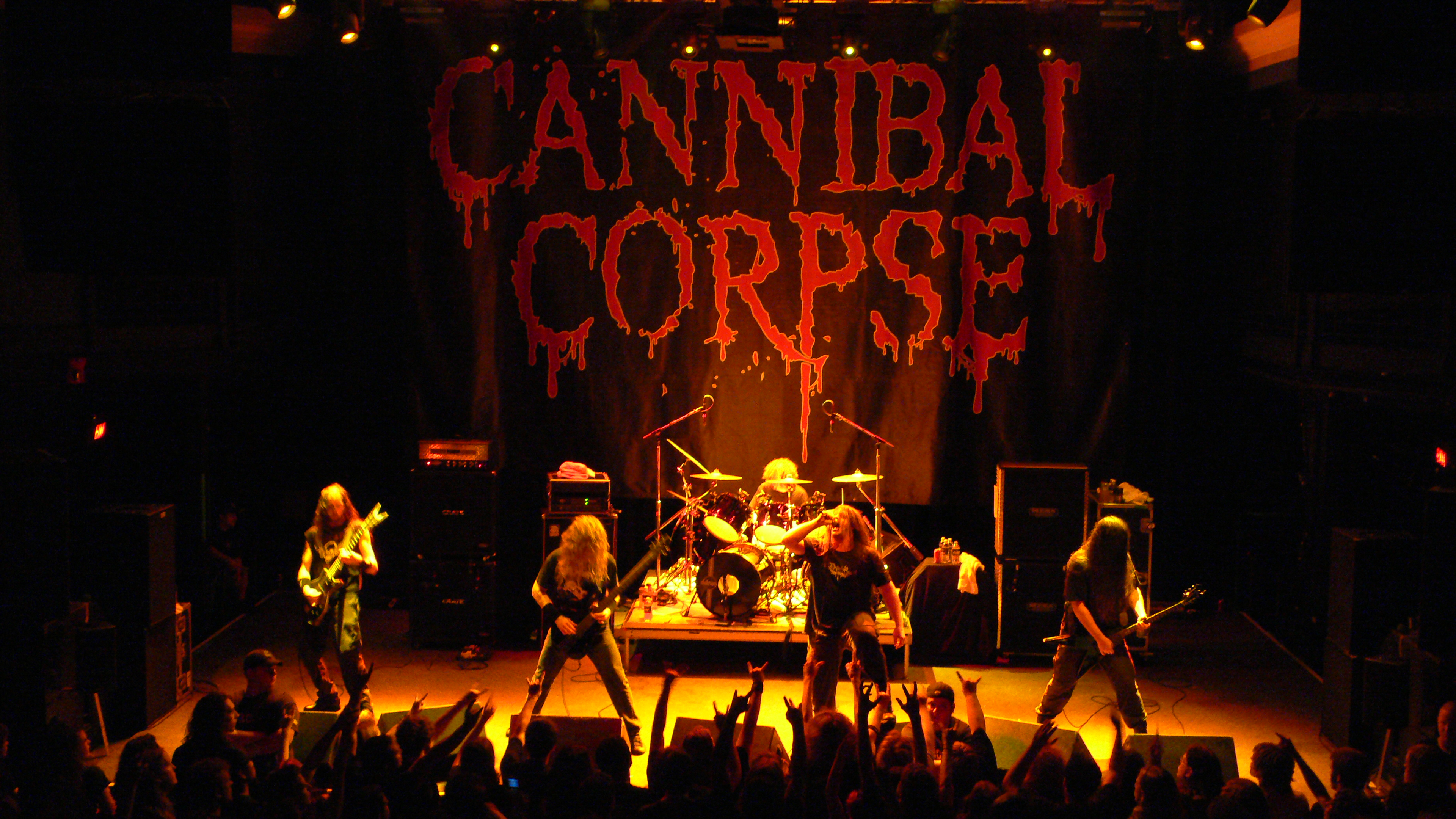 death metal cannibal corpse