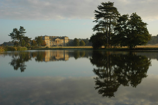 Croome Court - geograph.org.uk - 1527989