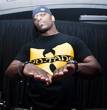 DJ Symphony American disc jockey