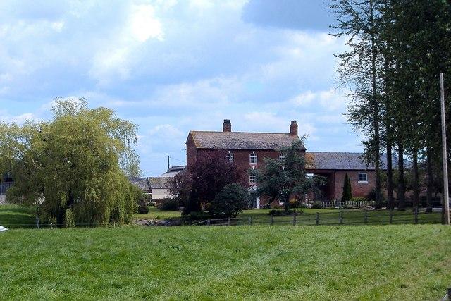 Darley Hall, Little Budworth - geograph.org.uk - 178400