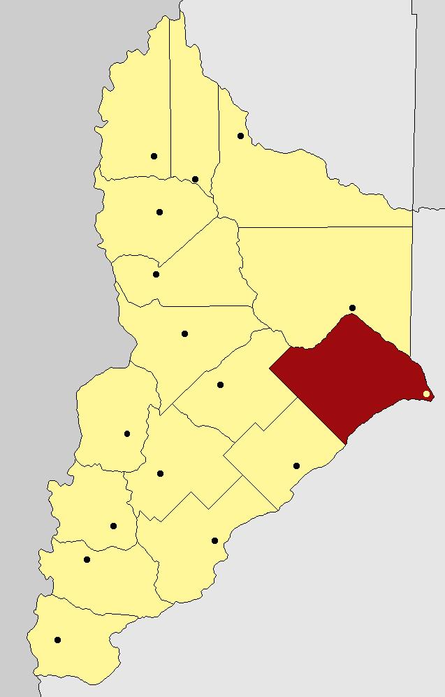 Confluencia Department - Wikipedia
