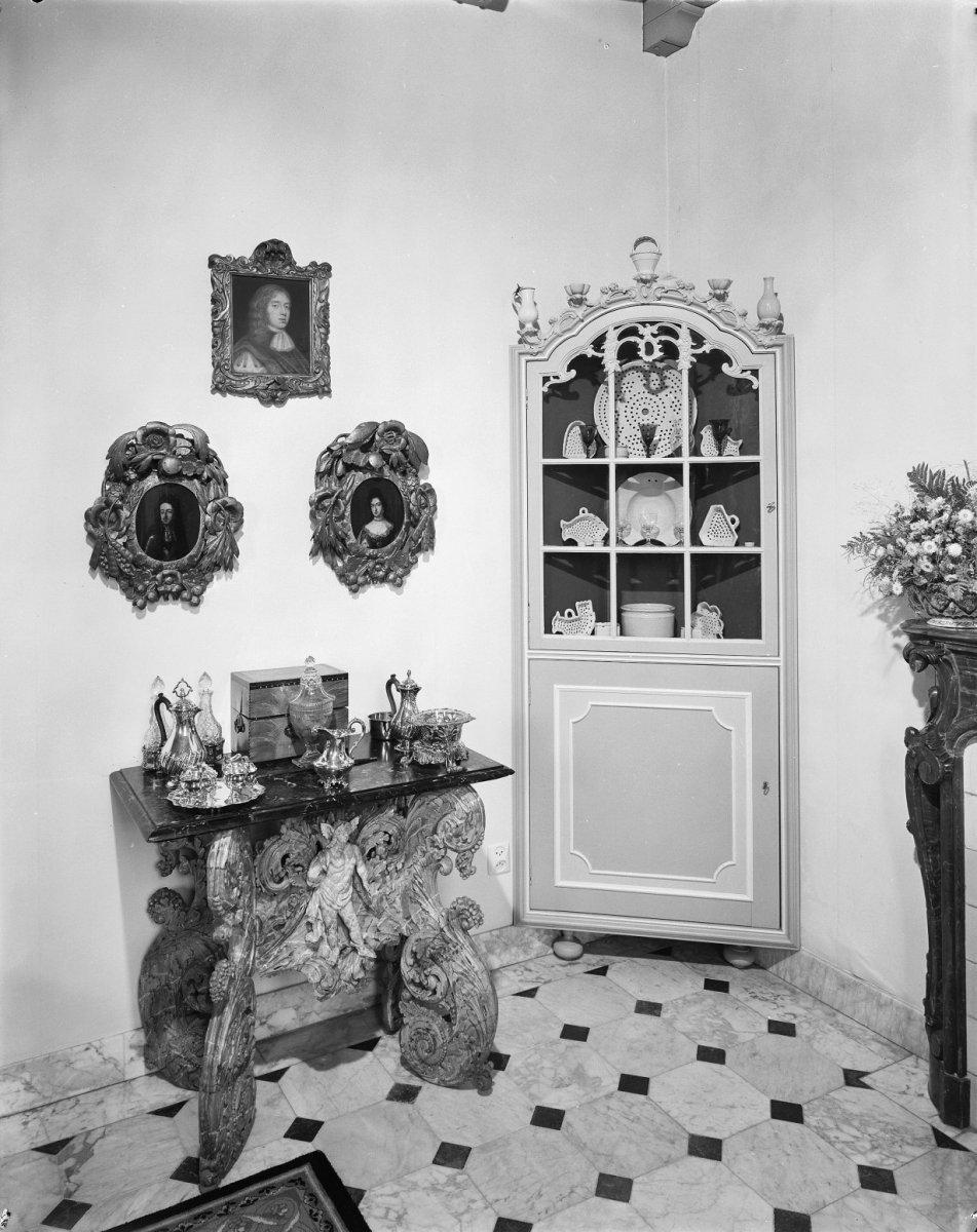 File:Detail interieur eetkamer - Neerlangbroek - 20163006 - RCE jpg