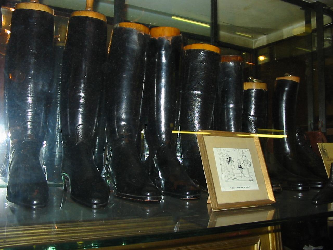 Boot Maker Shoe Repair Woden