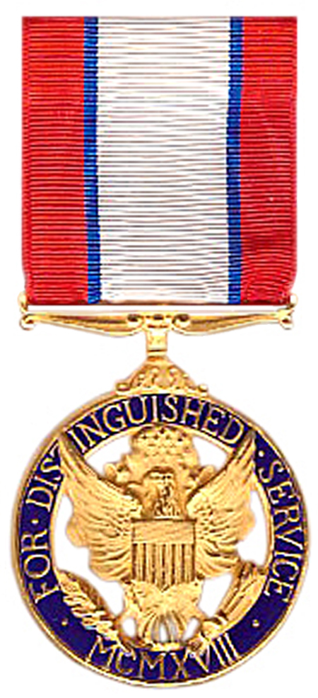 Distinguished Service Medal (U S  Army) - Wikipedia