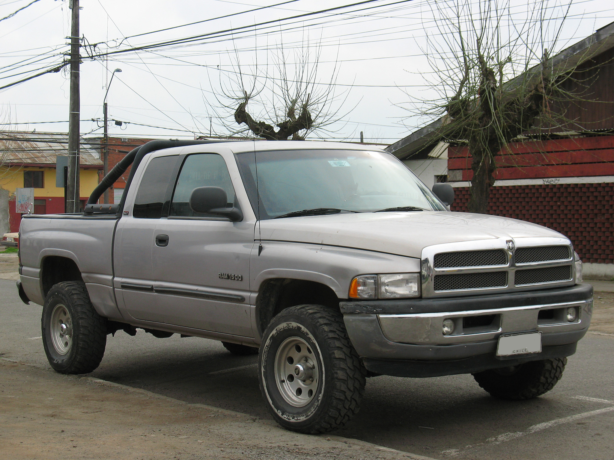 2000 Dodge Dakota Ke Diagram