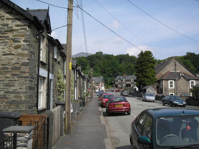 Dolwyddelan - geograph.org.uk - 275291