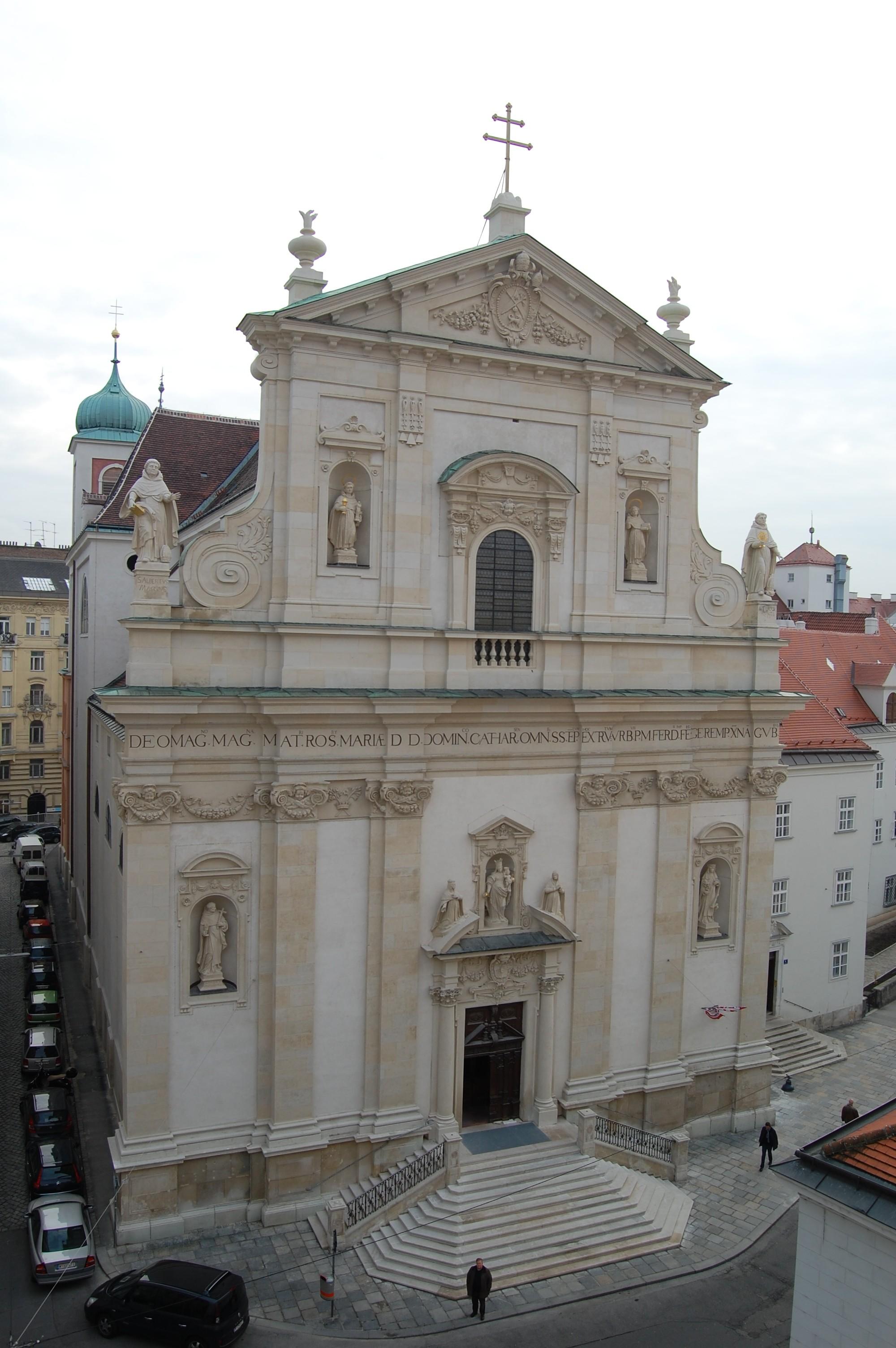 Dominikanerkirche Wien