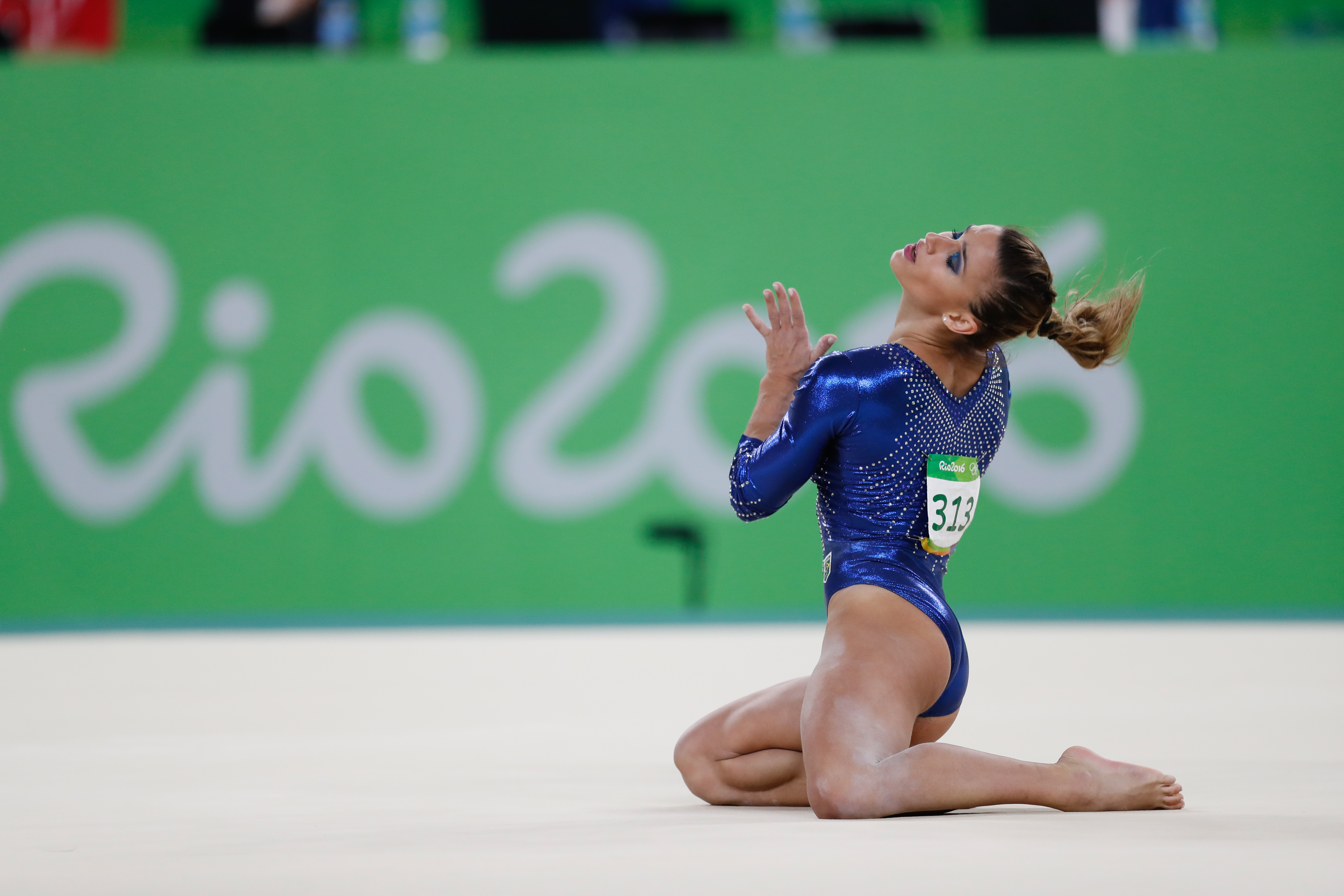 gymnastics college essay