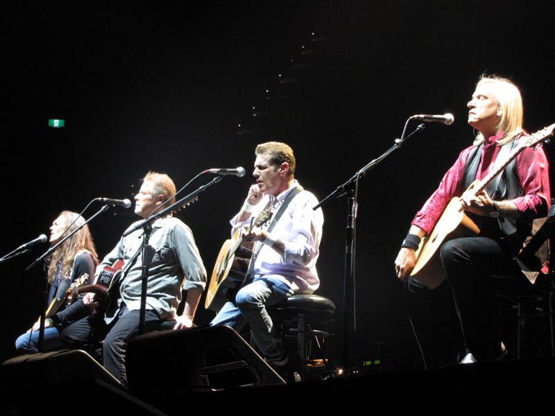 Eagles concert dates in Australia