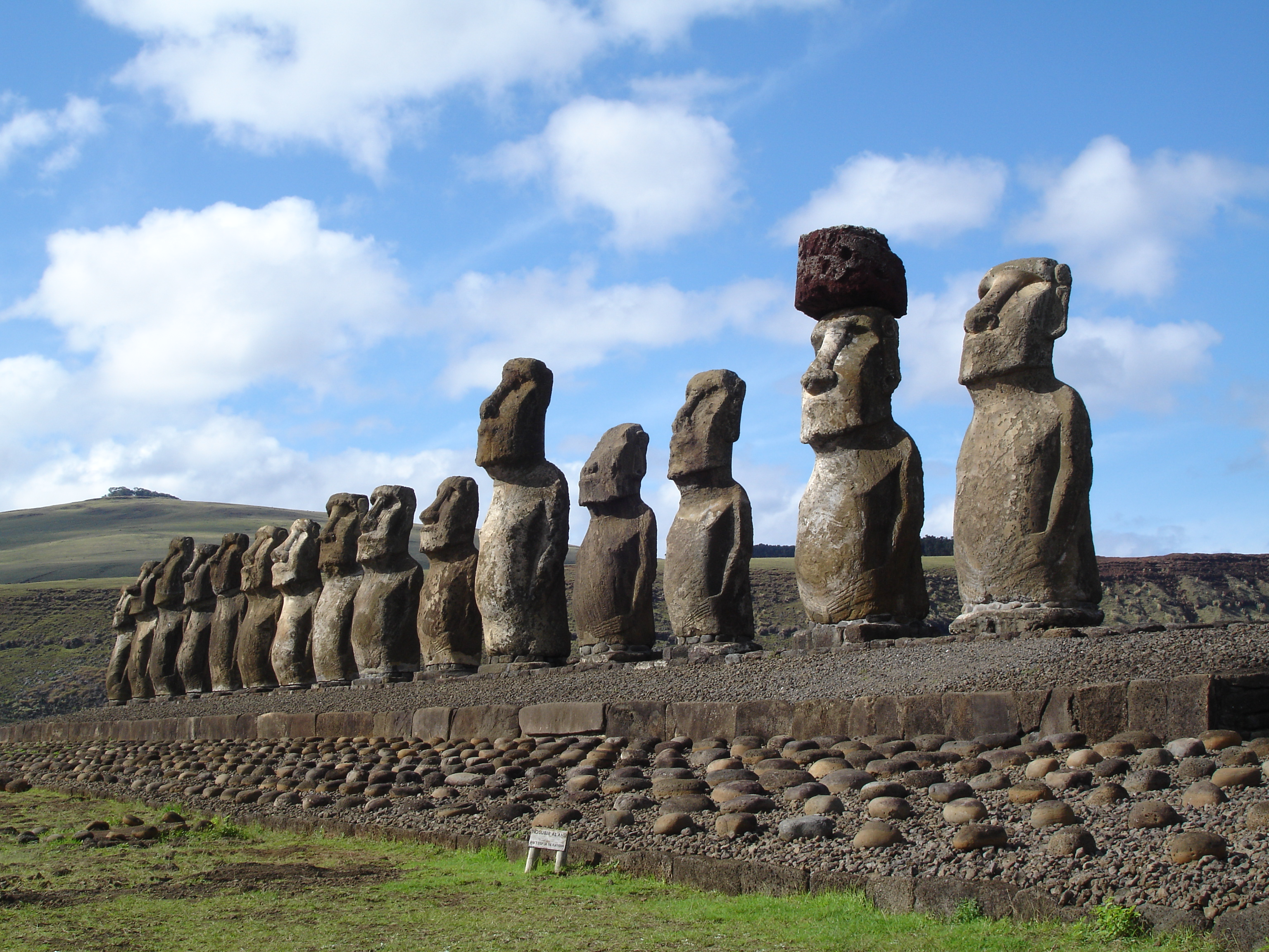 easter island Find out more about the history of easter island, including videos, interesting  articles, pictures, historical features and more get all the facts on historycom.