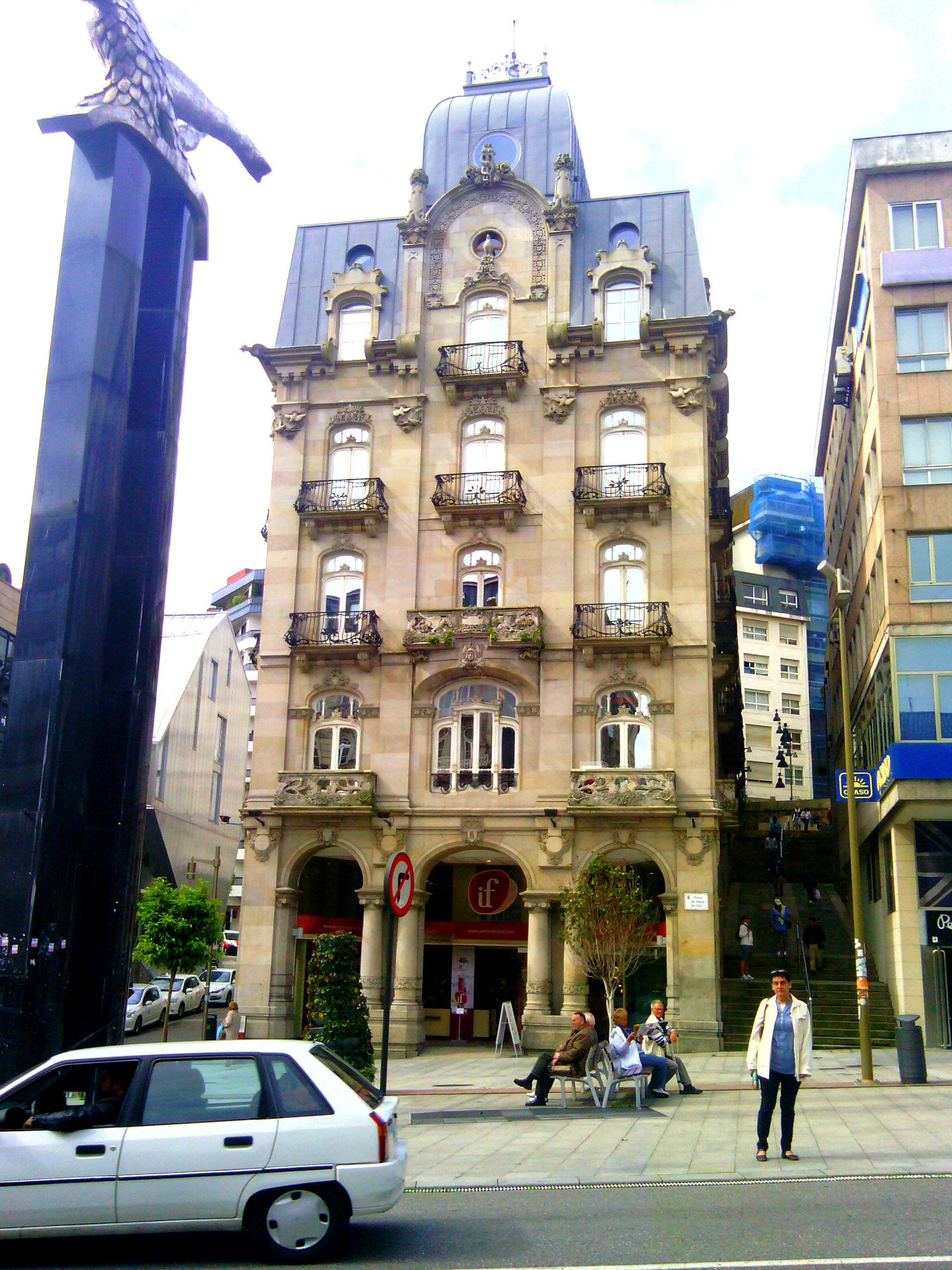 Edificio Simeón