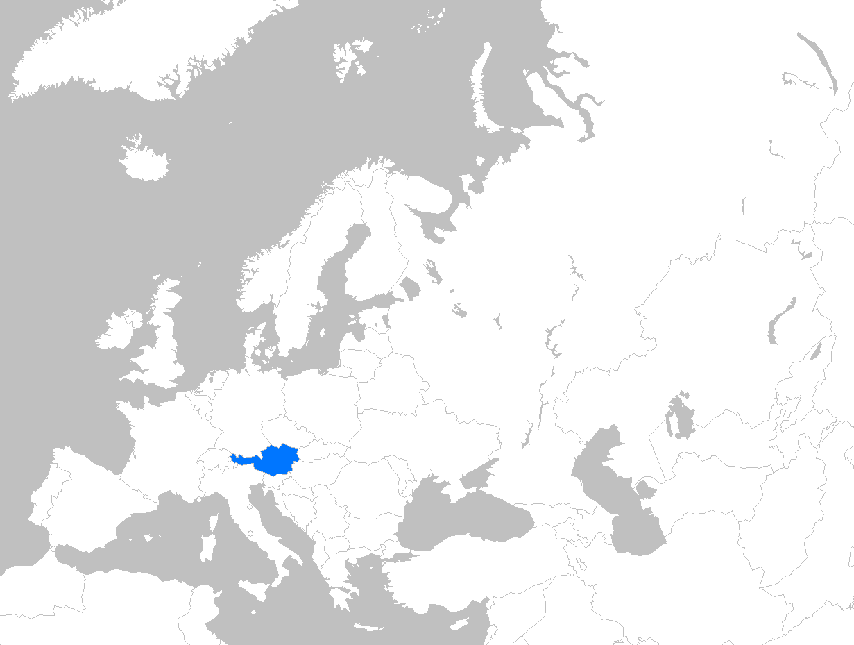 FileEurope Map Austriapng Wikimedia Commons - Austria europe map