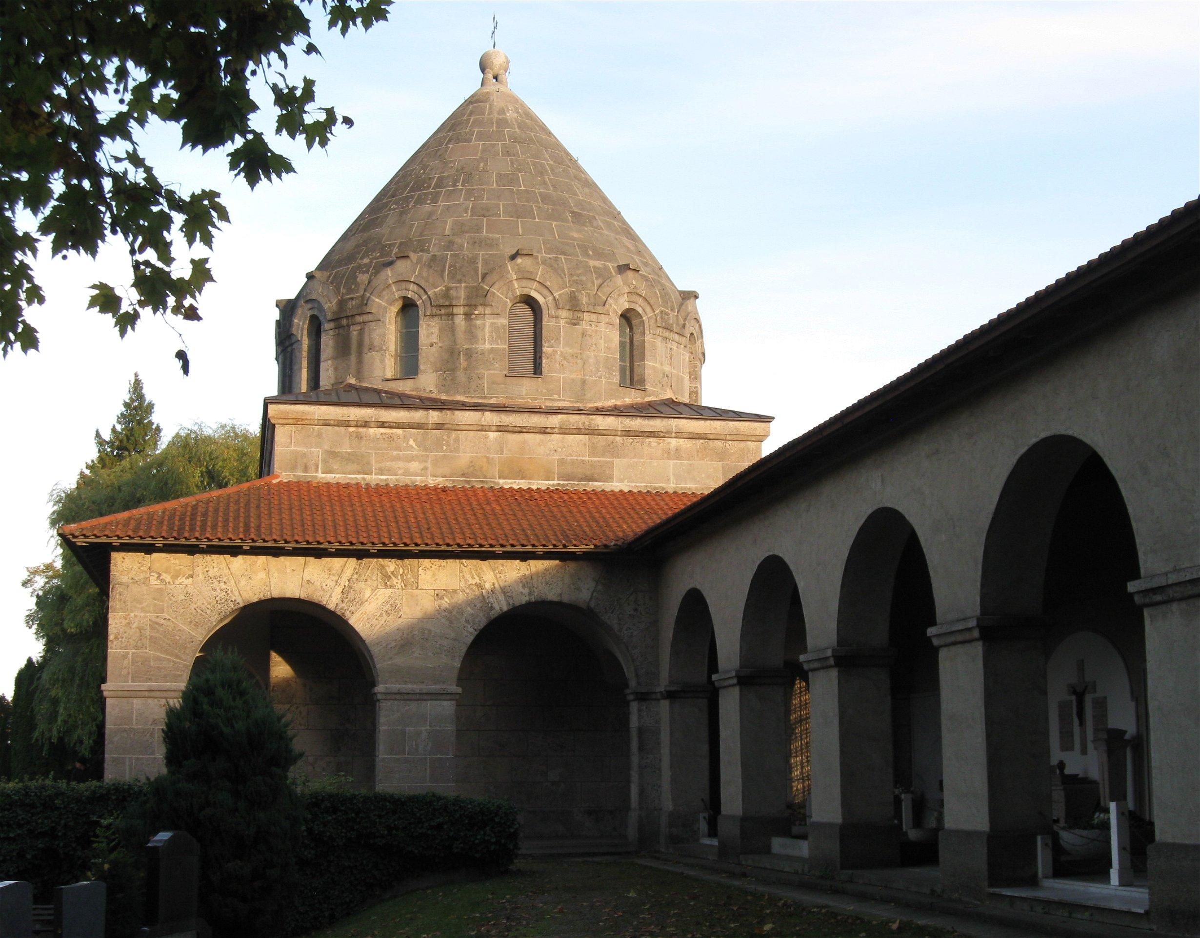 File Evangelischer Zentralfriedhof Doernberg Mausoleum