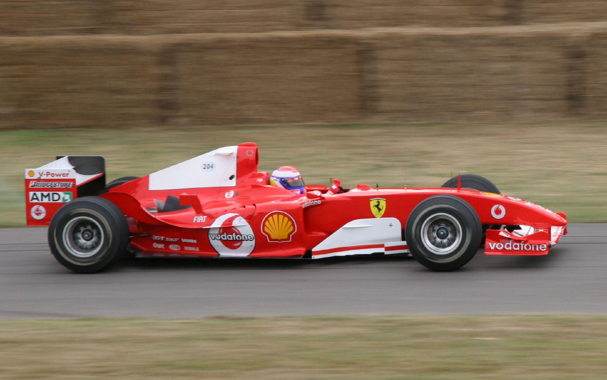 Permalink to Ferrari F1