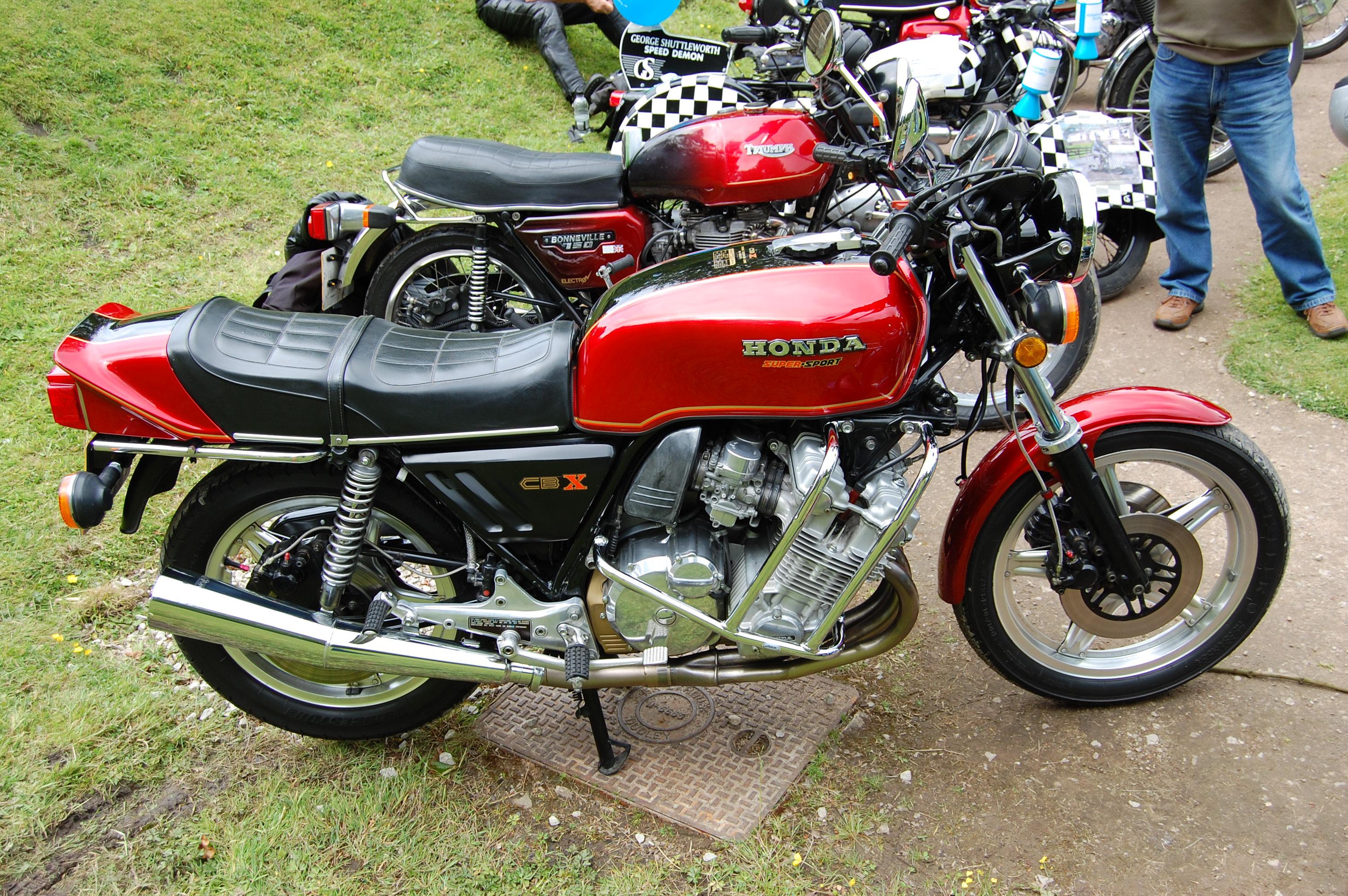 Yamaha Motorcycle Lineup
