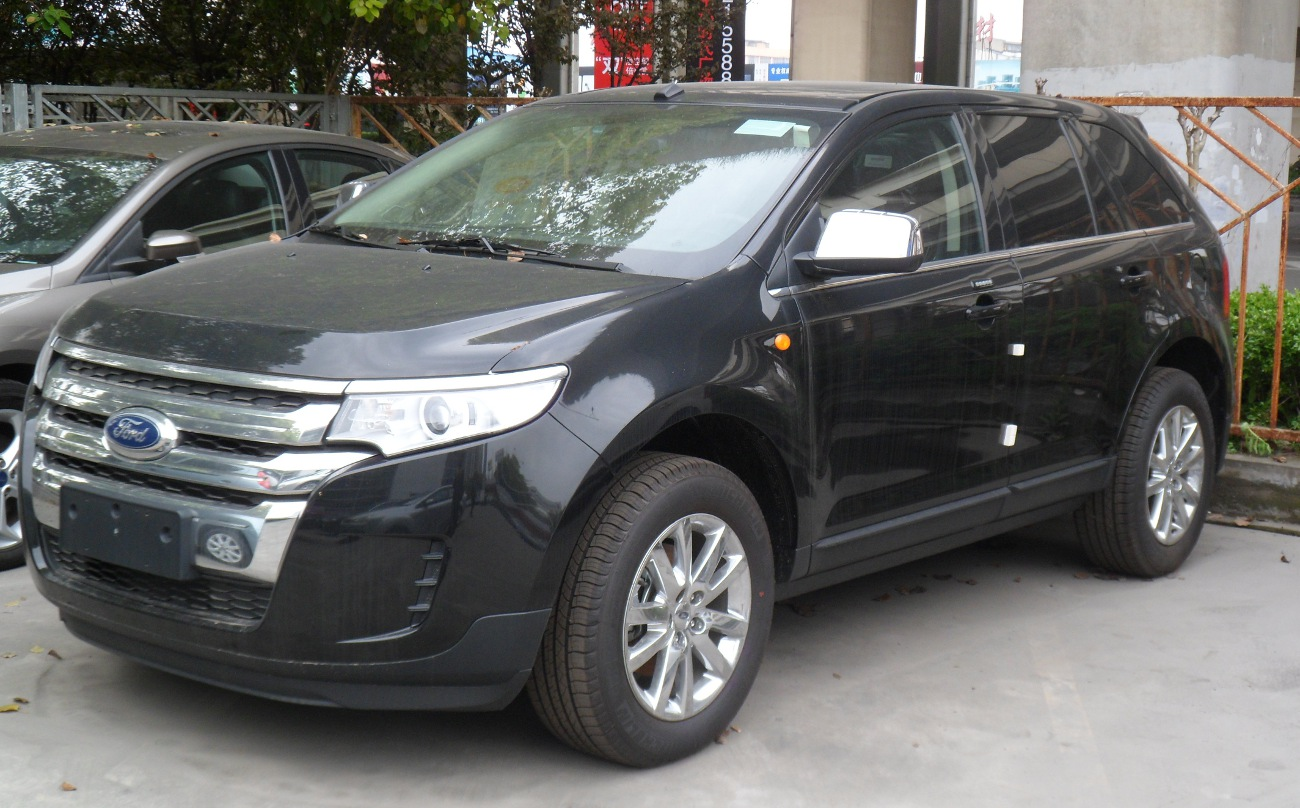 File Ford Edge Facelift China  Jpg Wikimedia Commons Rh Commons Wikimedia Org  Ford Edge Wiki  Ford Edge Wiki