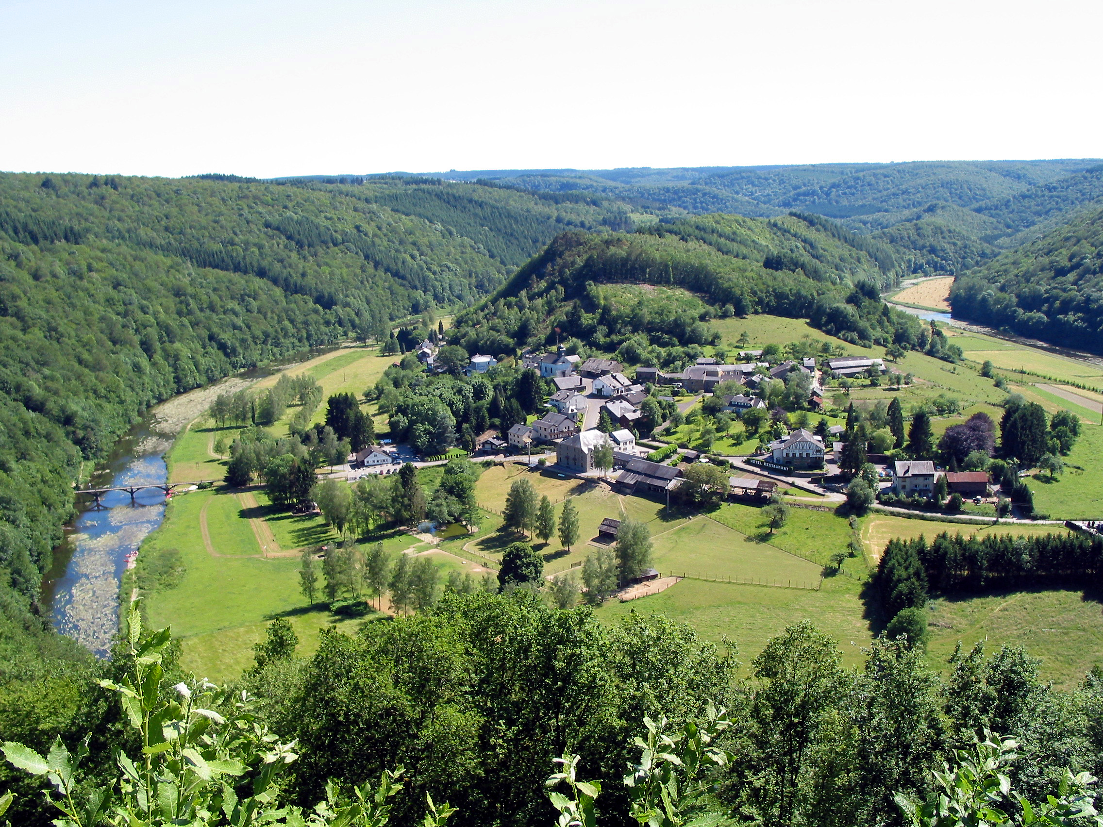 Ardennes wikiwand for Camping ardennes belges avec piscine