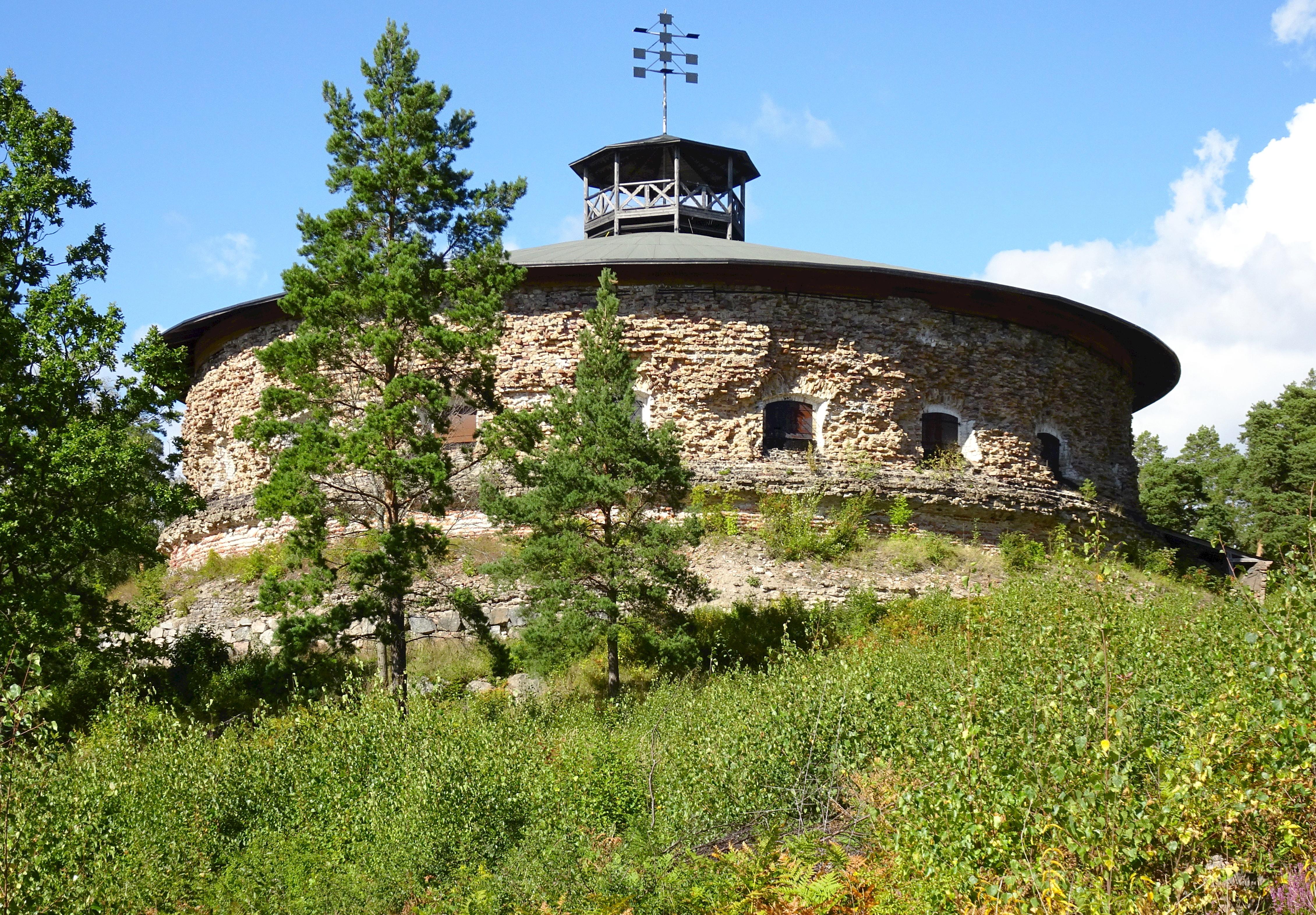 Fredriksborgs fästning   wikiwand