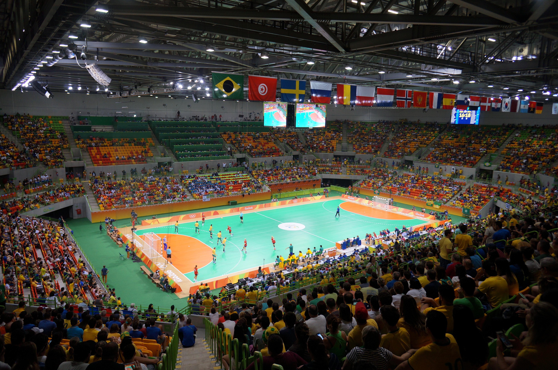 Olympische Sommerspiele 2016 Handball Wikipedia