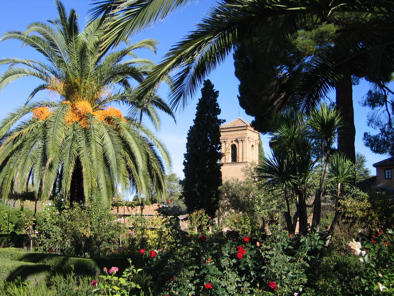 filegrenade lalhambra les jardins de san francisco - Jardin De L Alhambra
