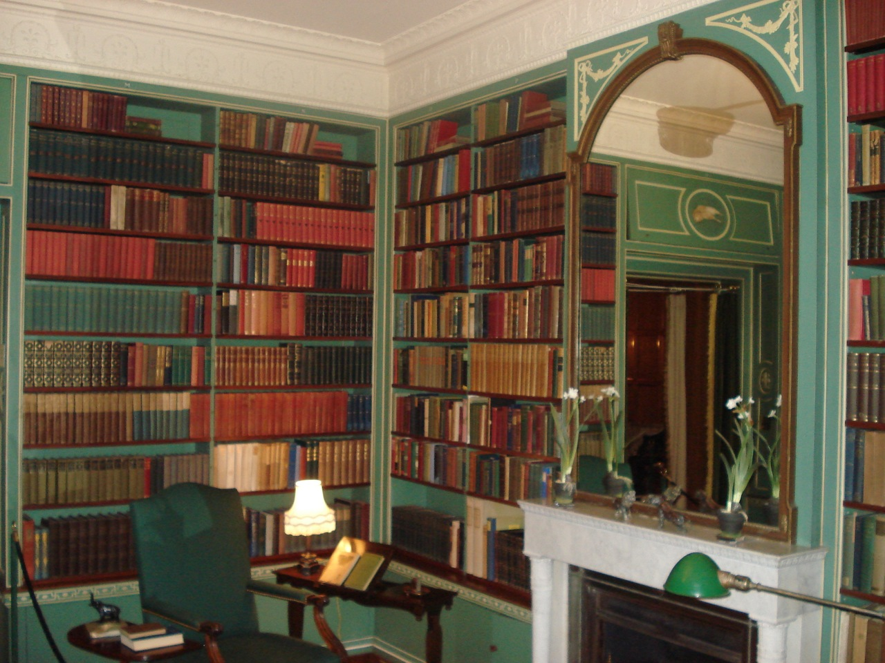 File:George Eastman House Bibliothek