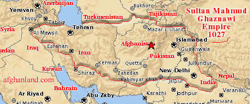 Ghazni Ghaznavid_Empire