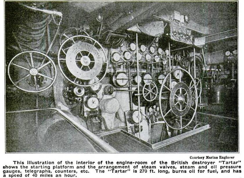 Hms Tartar 1907 Wikipedia