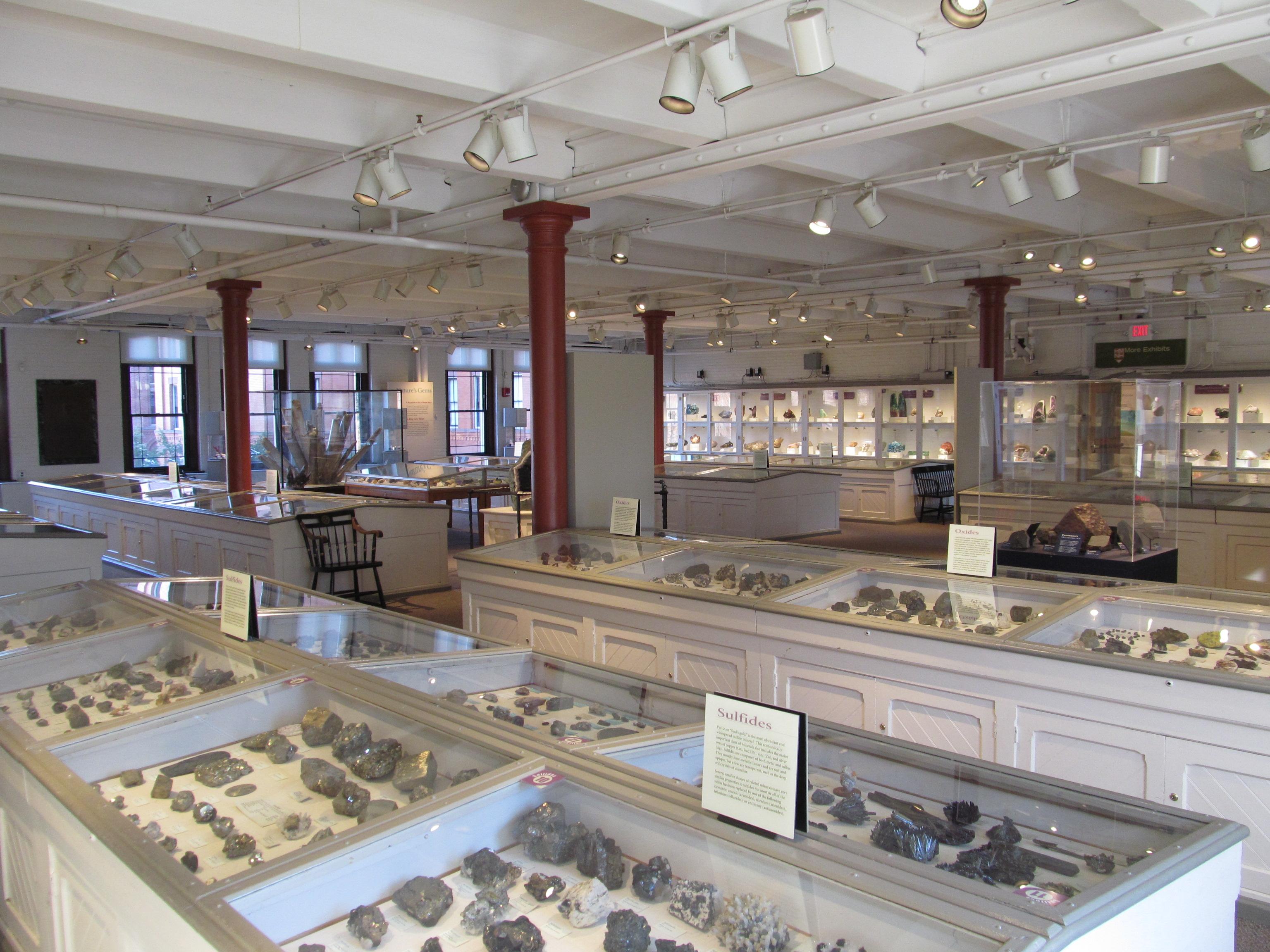 Harvard Mineralogical Museum