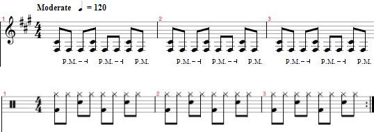 Heavy rhythmic pattern2