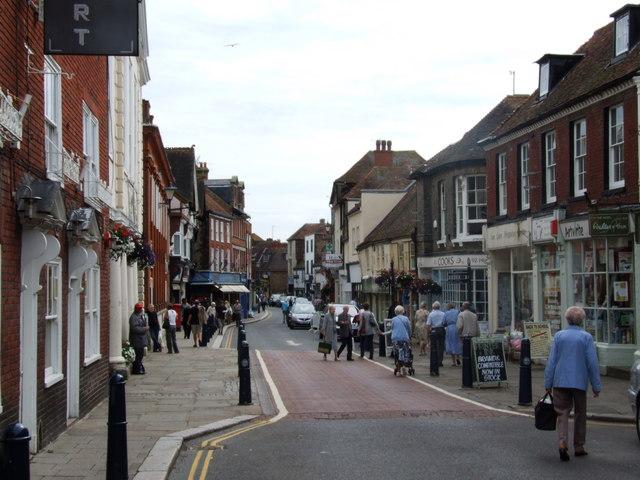 Hythe i Kent