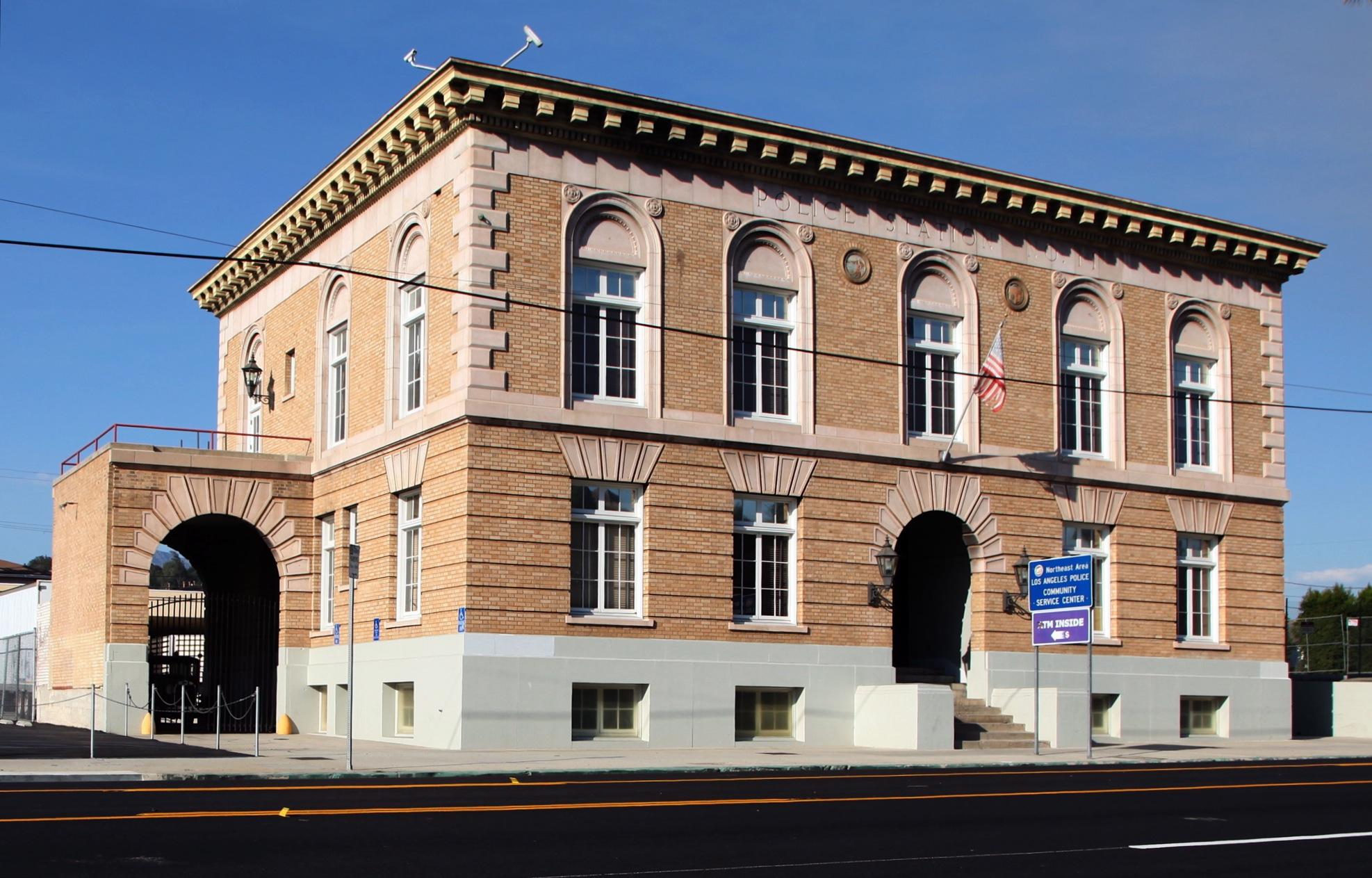 Highland Park Police Station - Wikipedia