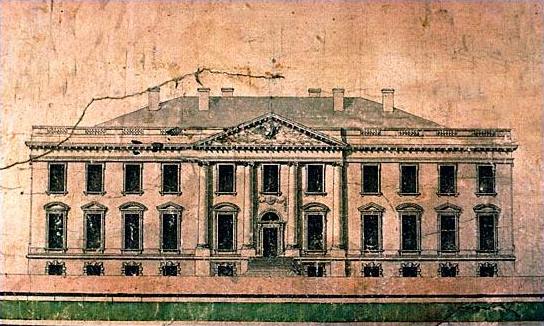 File Hoban White House Design Wikimedia Commons