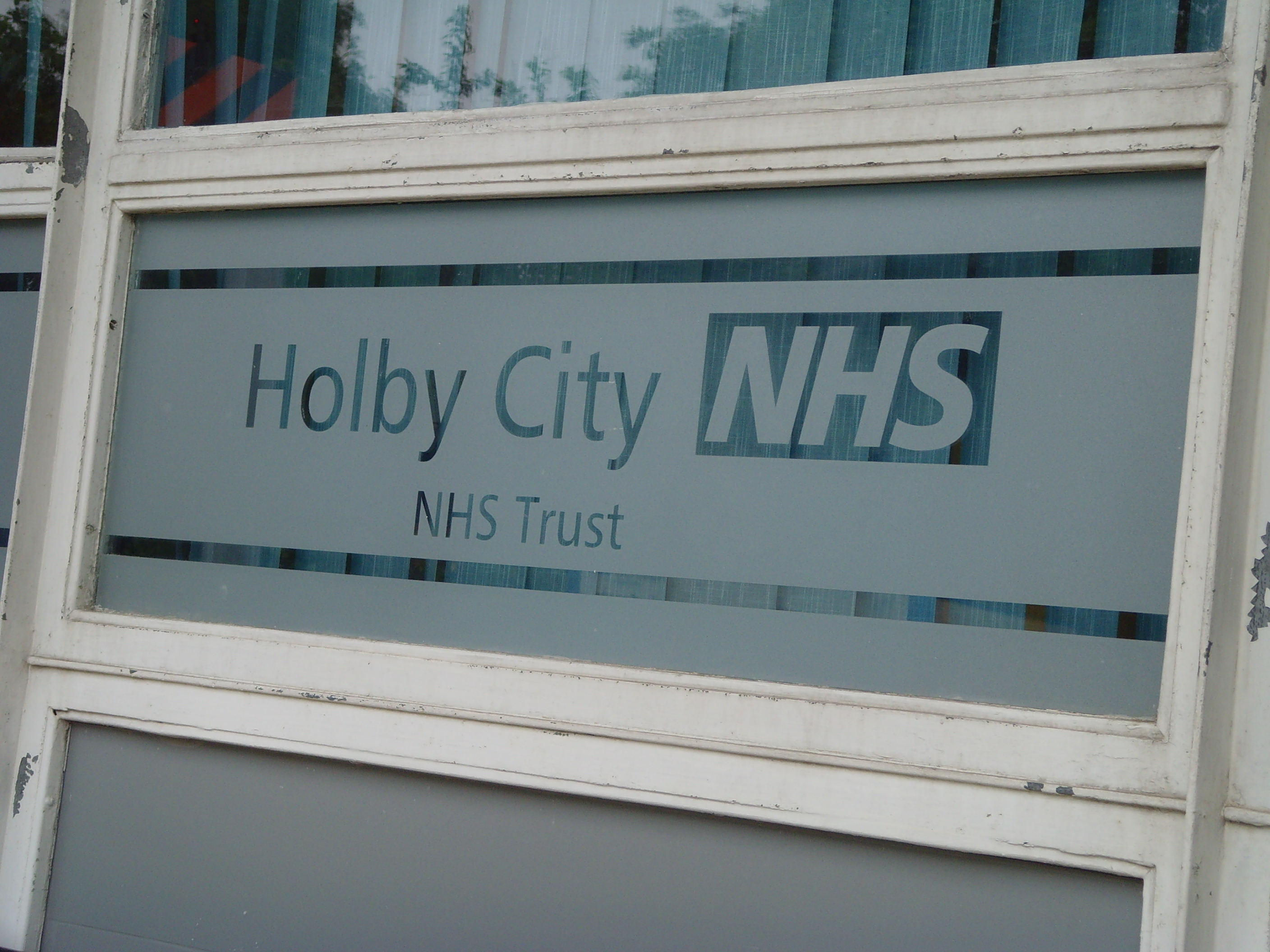 The ''Holby City'' hospital set, at [[BBC Elstree Centre