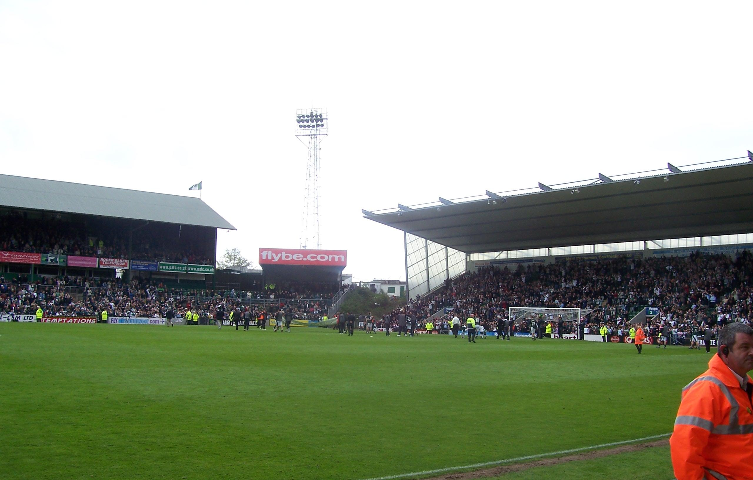 Home Park Plymouth
