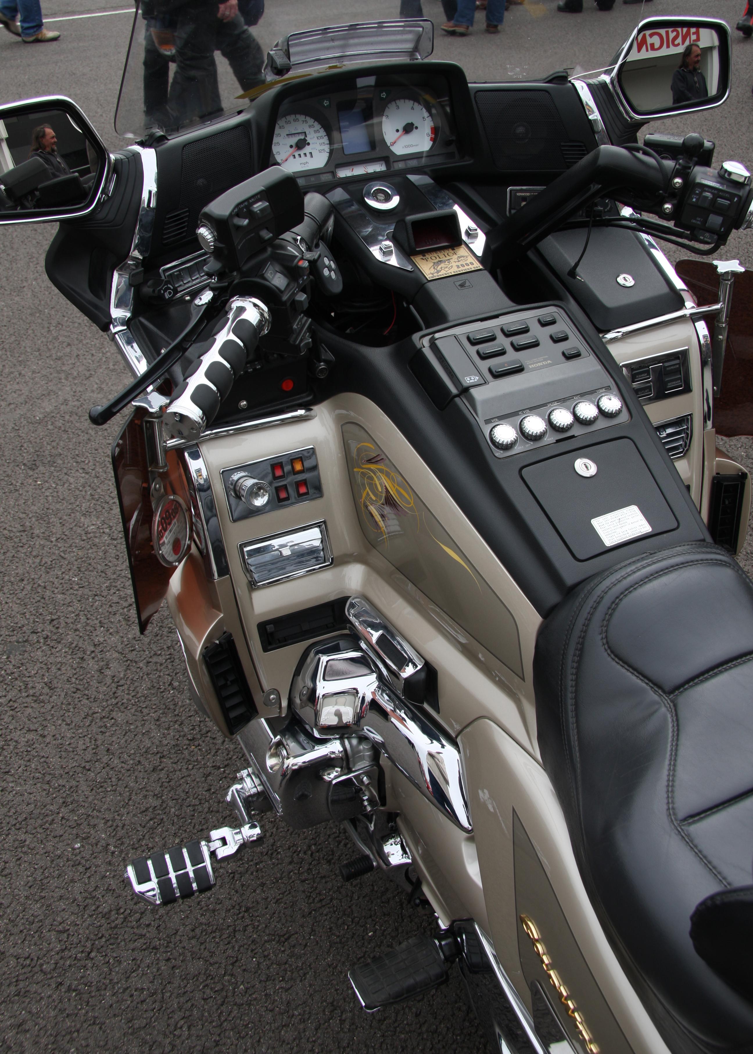 File Honda Goldwing Trike Flickr Exfordy Jpg