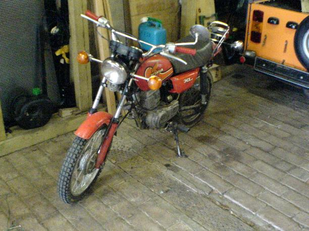 Honda XL 50 – Wikipedia