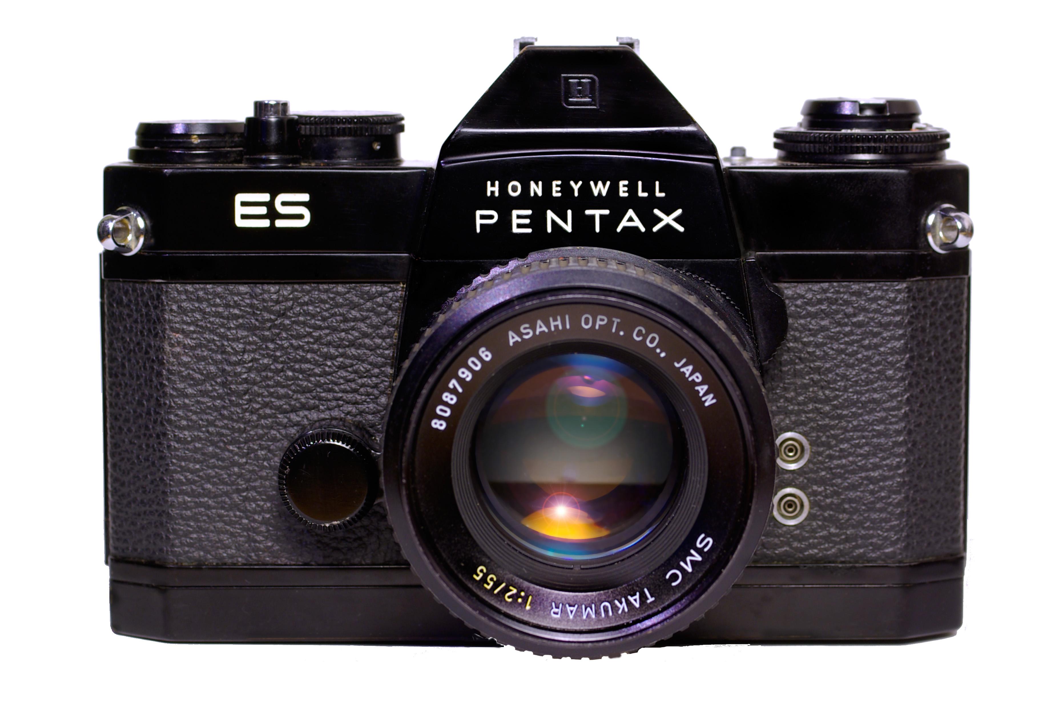 Pentax ES