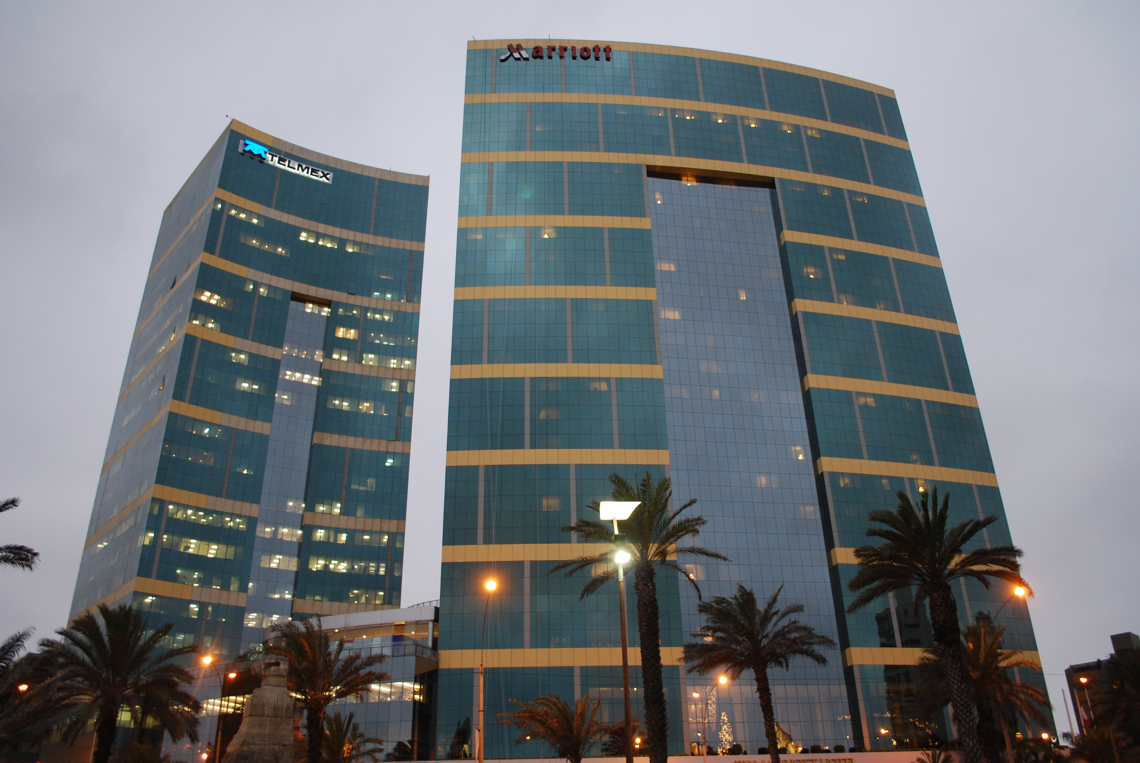 Hotel El Marriott Isla Verde Numero