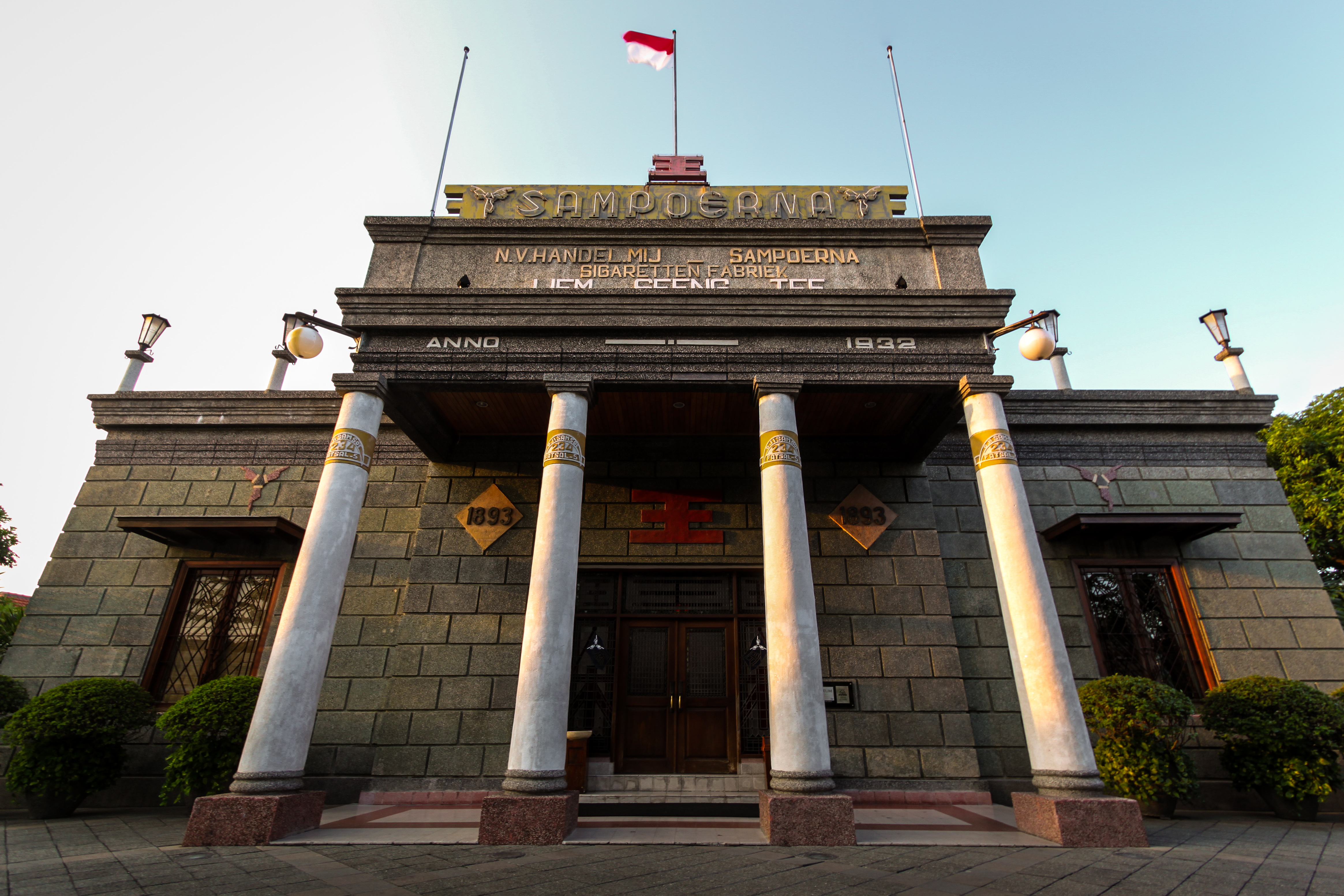 Image result for house of sampoerna