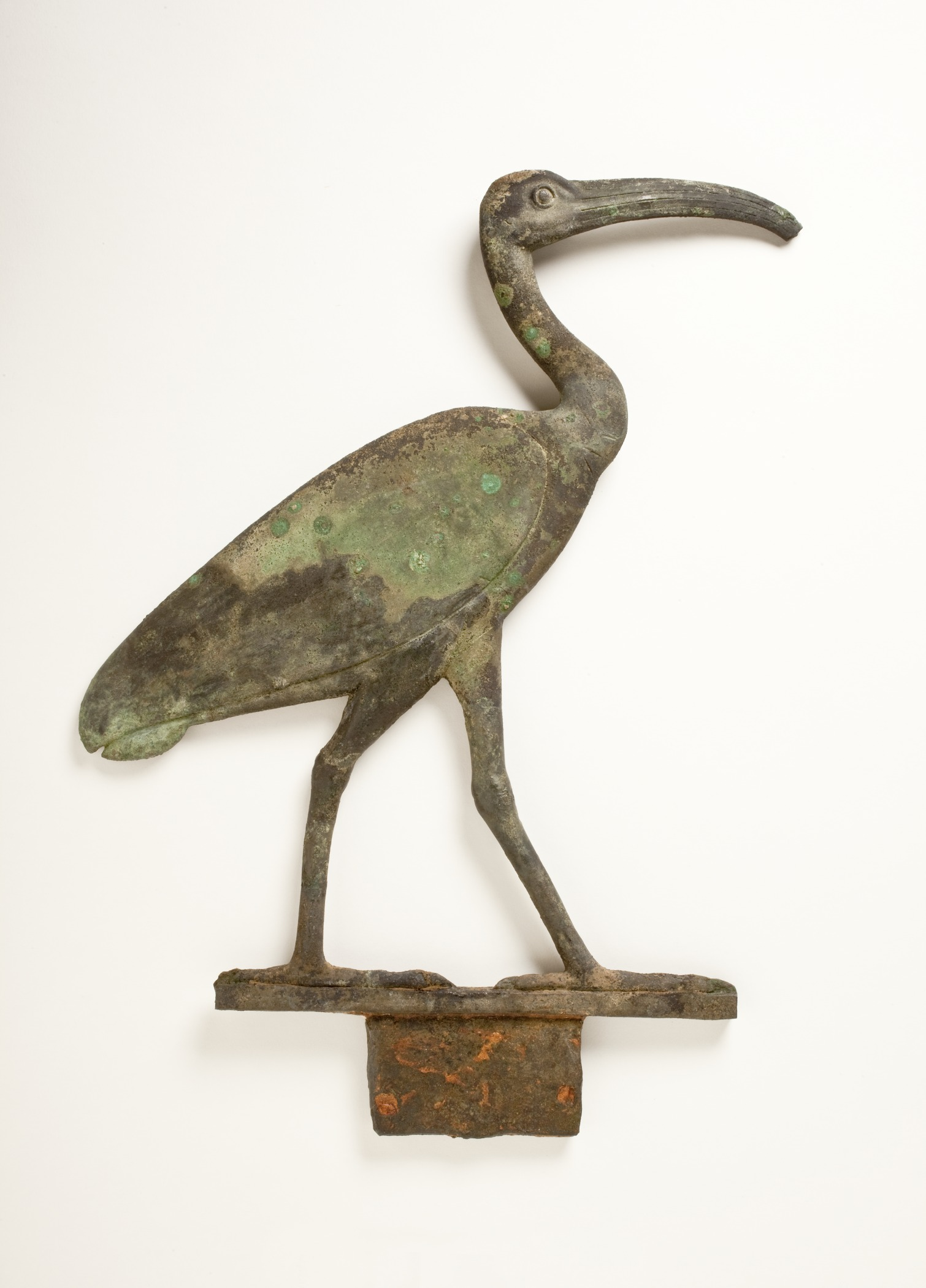 File Thoth Tarot Cards Box Jpg: File:Ibis Processional Standard LACMA M.91.73 (2 Of 2).jpg