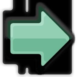 Archivo:Icon Arrow Right 256x256.png - Wikipedia, la enciclopedia ...